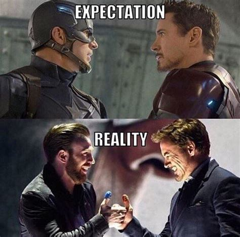 Funny Marvel Memes - to quote sebby quot his middle finger was tickling my palm