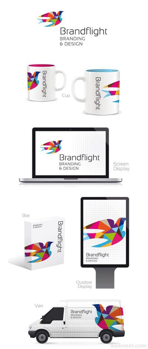 branding design 25 creative corporate identity and branding design exles