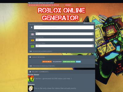Go To Roblox Mba by Robuxgenerator Ml Site Ranking History