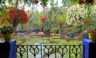 le jardin majorelle visiter marrakech