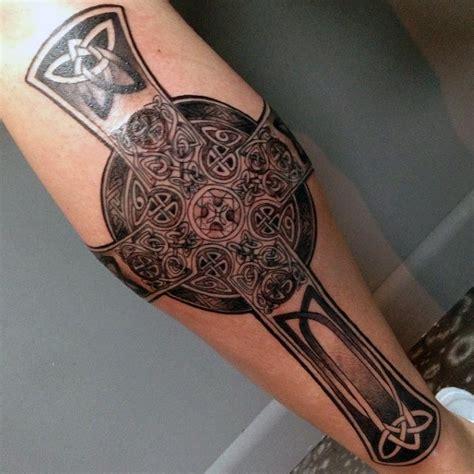 cross tattoo calf cross calf tattoos www pixshark com images galleries