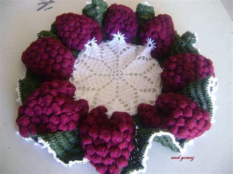 imagenes de cuellos a crochet imagui carpeta para uvas navide 209 as parte 1 youtube