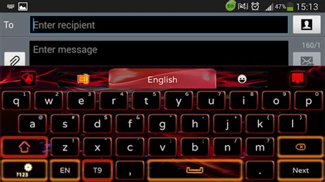 keyboard themes for kindle app red flame keyboard theme apk for kindle fire