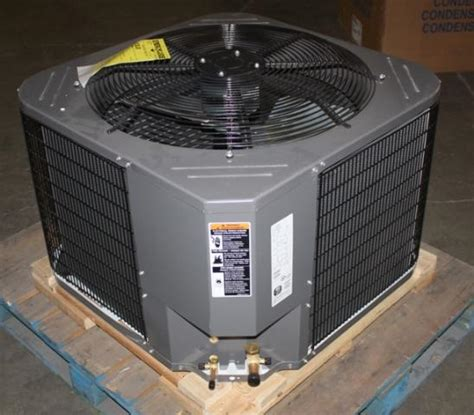 3 ton ac unit capacitor grand aire 3 ton air conditioner condensing unit wca336 ebay