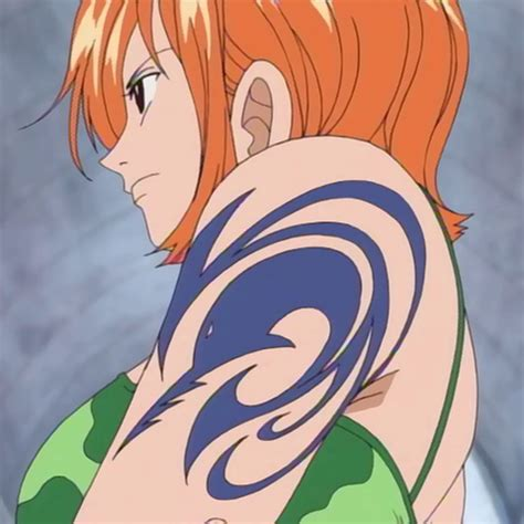 nami tattoo image nami s original png the one wiki