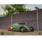 Volkswagen Beetle Hotrod 3  Tuning
