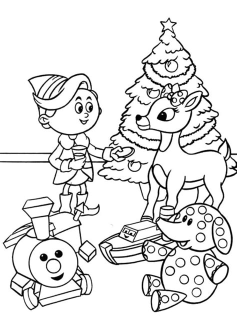 free printable christmas coloring pages rudolph 74 best images about christmas color pages on pinterest