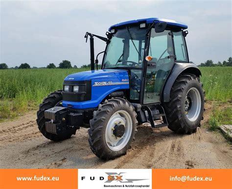 used solis 60 traktor schlepper mitsubishi new hollan