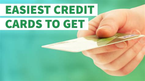 easy credit bank 6 easiest credit cards to get gobankingrates