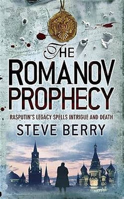 The Romanov Prophecy By Steve Berry the romanov prophecy by steve berry reviews discussion
