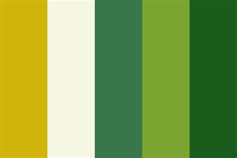 scandinavian color scandinavian forest color palette