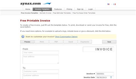 aynax free invoice template aynax driverlayer search engine