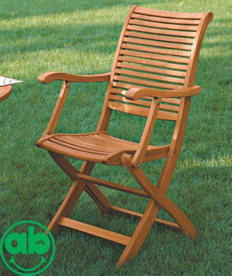 sedie giardino legno coppia sedie in legno balau da giardino con braccioli