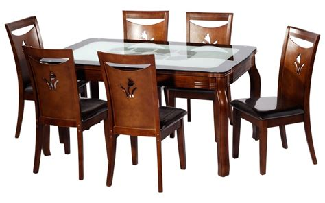 Dining Table Design India Glass Dining Table Price In India 187 Gallery Dining
