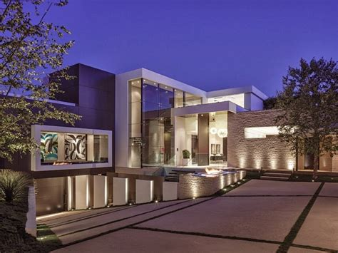 modern mansions world of architecture modern mansion in beverly