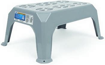 small plastic stool price camco 43460 plastic step stool small 4 17 add on item