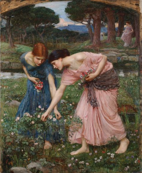 by john william waterhouse victorian british painting john william waterhouse