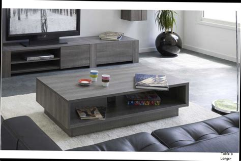 tisch modern design table salon moderne design solutions pour la d 233 coration