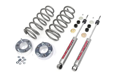 Toyota Lift Kit Country 3 Inch Series Ii Suspension Lift Kit For 03
