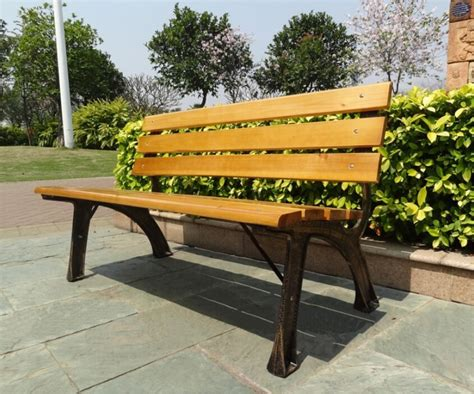 cast iron park bench parts brown polished cast iron garden swing with padded head rest craft wooden maharajah