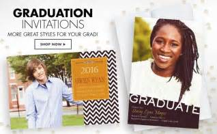 graduation picture invitations vertabox