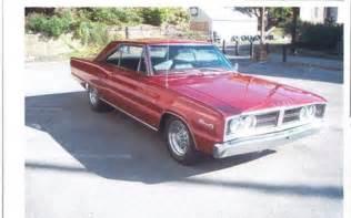 1966 Dodge Coronet For Sale 1966 Dodge Coronet 500 For Sale In Pittsburgh