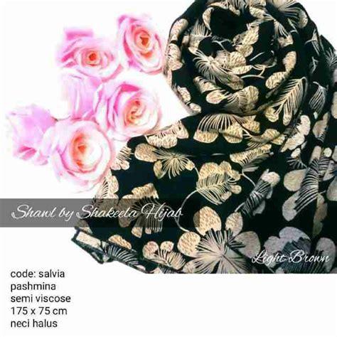 Grosir Jilbab Murah Berkualitas jual jilbab pashmina murah dan berkualitas salvia godel