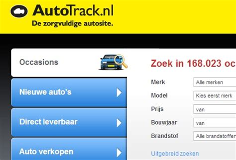 how to a to track particulieren kunnen gratis adverteren op autotrack automotive management
