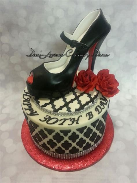 17 best images about high heel shoe cakes on