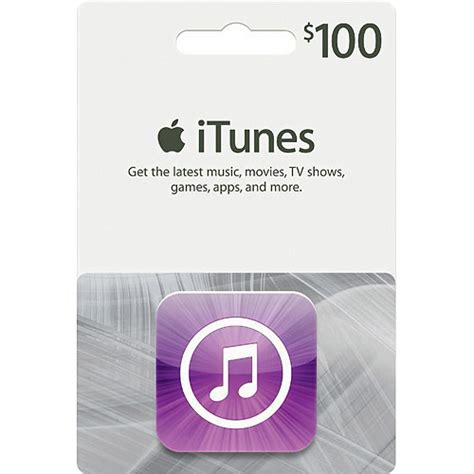 What Can You Buy With Apple Gift Card - 100 apple itunes gift card for just 85 free shipping coupon karma