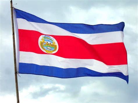 imagenes simbolos patrios costa rica fotos de la bandera de costa rica