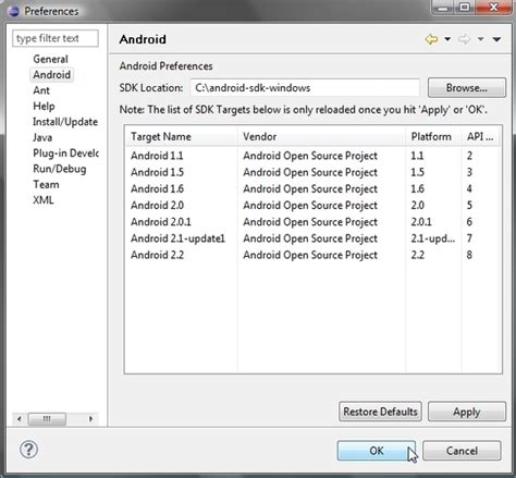 android sdk eclipse 187 hello world ก บ android ด วย eclipse ง ายน ดเด ยว devexperience