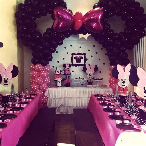 Ee  Minnie Mouse Birthday Party Ideas Ee    Ee  Minnie Ee    Ee  Mouse Ee   Balloons
