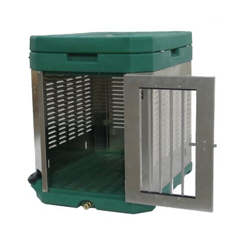 high country plastics portable kennel pdk 10 449 95 free shipping us48