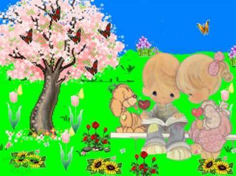imagenes infantiles sobre otoño canci 243 n infantil la primavera lleg 243 youtube