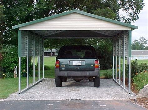Outdoor Car Port carports oklahoma ok metal carports carport prices