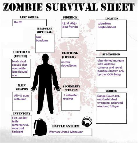survival kit template survival guide by shaggyrapper on deviantart
