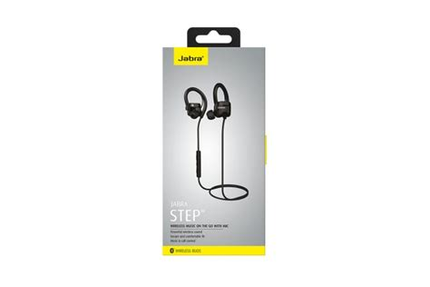 Jabra Step Wireless Headset jabra step wireless bluetooth headset black kogan