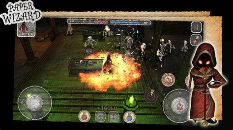 game wizard apk mod paper wizard apk v1 2 mod money android games