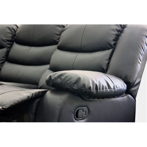 dream lounger recliner dream lounge sofa bonded leather recliner 3 seater