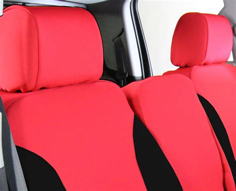 neoprene seat belt sleeve 2002 2003 isuzu rodeo sport saddleman neoprene seat covers