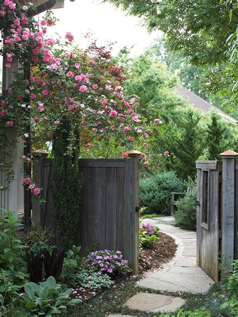Eisenzaun Selber Bauen by Sichtschutz F 252 R Garten Schirmen Sie Mit Blumen Und