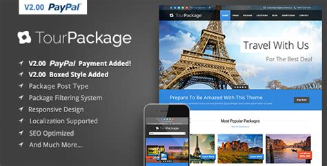package wordpress traveltour theme  goodlayers