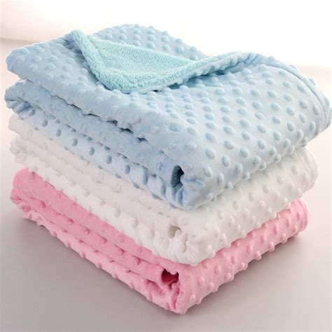 Number Of Blankets For Baby by Fleece Baby Blanket Newborn Baby Swaddle Wrap Soft