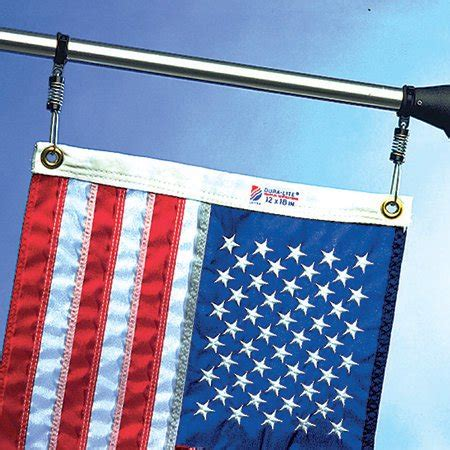 boat antenna flags boat flags du bro antenna flag clips pair dubro products