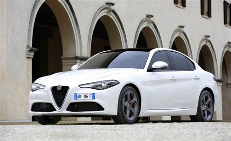 alfa romeo giulia cars exclusive