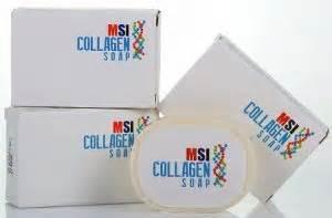 Collagen Soap Msi 22 sabun pemutih wajah yang aman dan murah serta paling