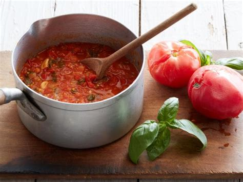 ugly tomato sauce recipe food network kitchen food network