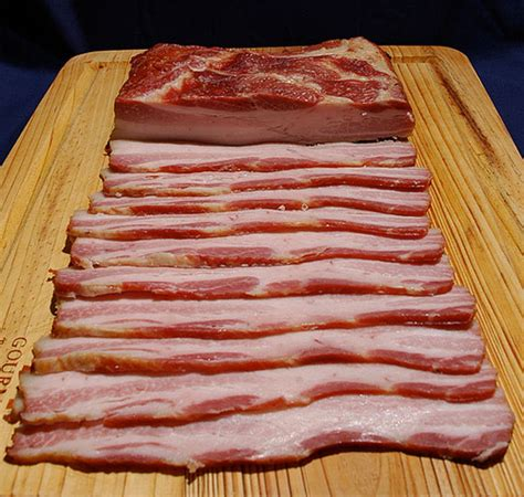 how to make bacon from scratch cool material