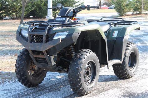 honda rancher snow plow atv snow plow motorcycles for sale